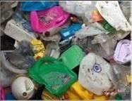 Отходы полимерных отходов, полиэтилен низкого давления (HDPE)